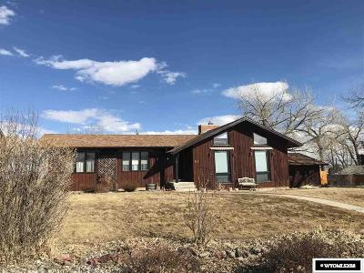 Buffalo Single Family Home For Sale: 81 S Cummings