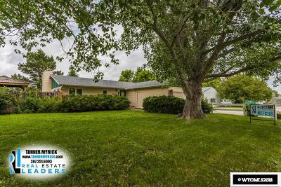 Casper Single Family Home New: 4000 Placid Drive