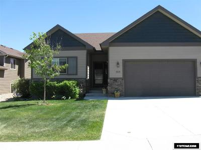 Casper Single Family Home For Sale: 5221 Waterford