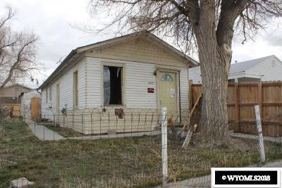 Single Family Home For Sale: 1033 N Durbin St