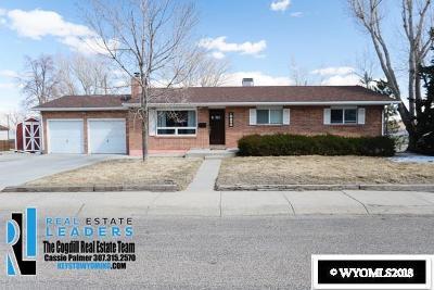 Casper Single Family Home For Sale: 1145 S Missouri
