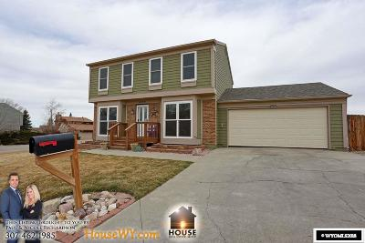 Casper Single Family Home For Sale: 4350 S David