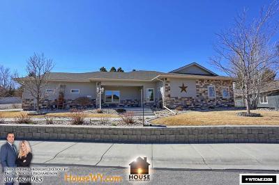 Casper Single Family Home For Sale: 1140 Recluse