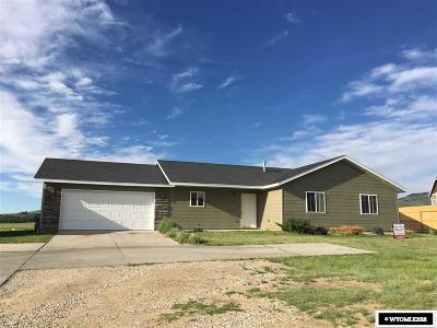 Buffalo Single Family Home For Sale: 123 Harmony