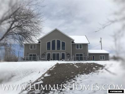 Casper Single Family Home For Sale: 7632 W Spencer