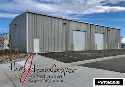Casper Commercial For Sale: 511 Durango