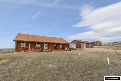 Casper WY Single Family Home For Sale: $399,900