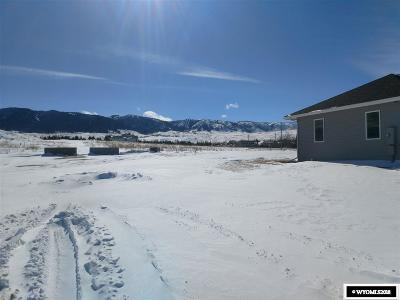 Casper Residential Lots & Land For Sale: Tranquility