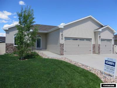 Casper Single Family Home For Sale: 6210 Verde
