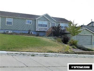 Kemmerer Single Family Home For Sale: 1675 Nations Ave.