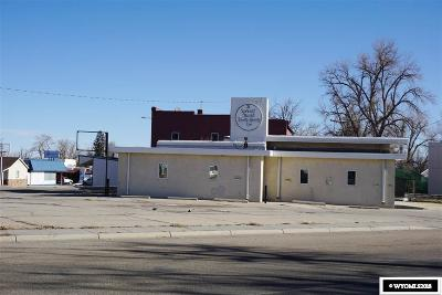 Casper Commercial For Sale: 669 Cy Avenue