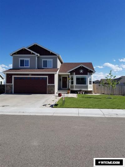 Bar Nunn Single Family Home For Sale: 2213 Kalina