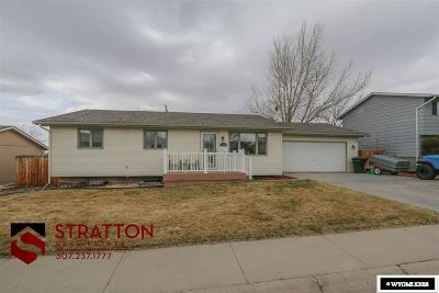 Single Family Home For Sale: 2202 Shumway