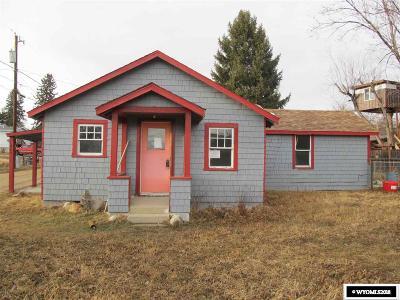 Buffalo Single Family Home For Sale: 464 E Parmalee