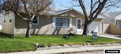 Casper Single Family Home For Sale: 1814 W 16th