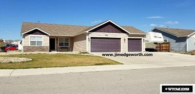 Casper Single Family Home For Sale: 3196 Lost Springs