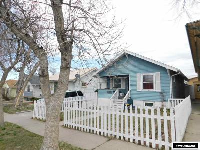 Casper Single Family Home For Sale: 1339 S Boxelder