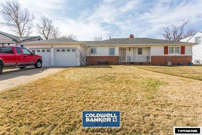 Casper Single Family Home For Sale: 741 W 21st