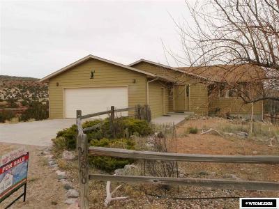Alcova Single Family Home For Sale: 25820 Cedar Mesa