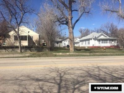 Glenrock Commercial For Sale: 525 S 4th