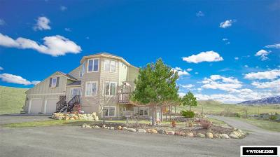Buffalo WY Single Family Home For Sale: $540,000
