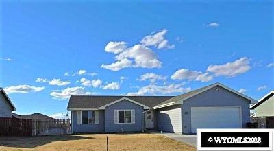 Evansville Single Family Home For Sale: 632 River Rock