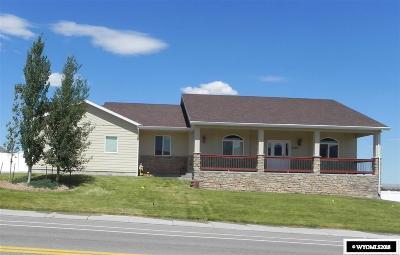 Casper Single Family Home For Sale: 4340 Centennial Hills