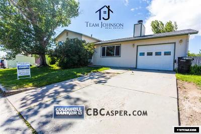 Casper Single Family Home For Sale: 6579 Cherokee