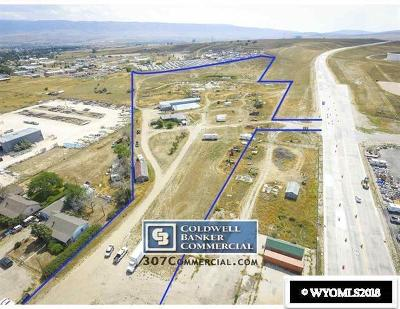 Casper Residential Lots & Land For Sale: 5575 W Yellowstone