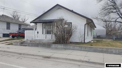 Casper Single Family Home For Sale: 1227 W 13th