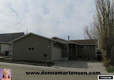 Casper WY Single Family Home New: $229,900