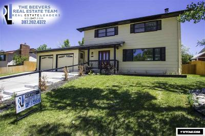 Casper WY Single Family Home New: $265,000