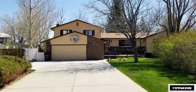 Casper Single Family Home New: 4033 Somerset Circle