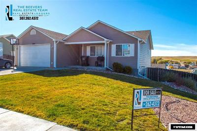 Casper Single Family Home New: 2602 Shumway