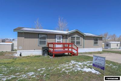 Casper WY Single Family Home For Sale: $34,900