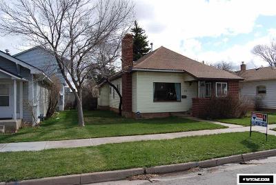 Evanston Single Family Home For Sale: 508 Sage Street