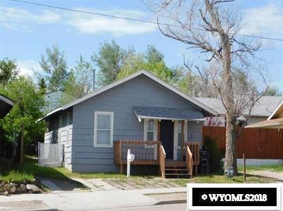 Casper Single Family Home For Sale: 1235 W Collins
