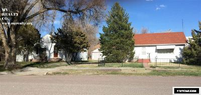 Douglas Single Family Home For Sale: 815 & 817 S 5th