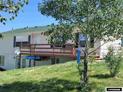 Buffalo Single Family Home New: 333 Trabing