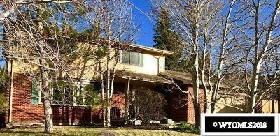 Casper Single Family Home New: 3655 Placid