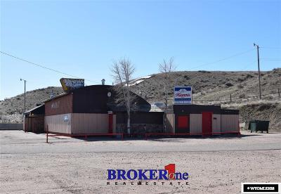 Glenrock Commercial For Sale: 1136 Us Hwy. 20/26/87