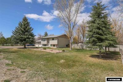 Casper WY Single Family Home For Sale: $279,900