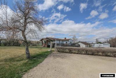 Casper Single Family Home For Sale: 6762 Sharrock