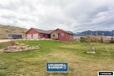 Casper Single Family Home For Sale: 4933 Scenic