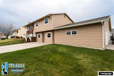 Casper Single Family Home New: 860 Donegal