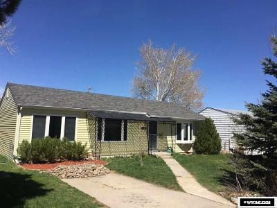 Casper Single Family Home For Sale: 2844 E 11th