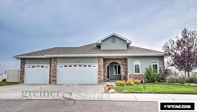 Casper Single Family Home For Sale: 6140 Coronado