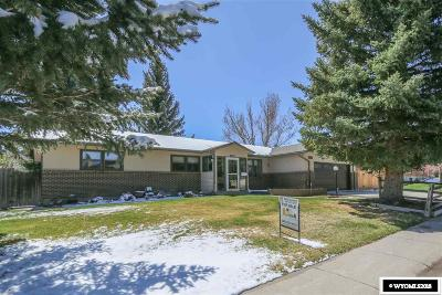 Casper Single Family Home For Sale: 2051 W 41st