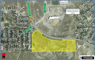 Casper Residential Lots & Land For Sale: SW Wyoming Blvd.
