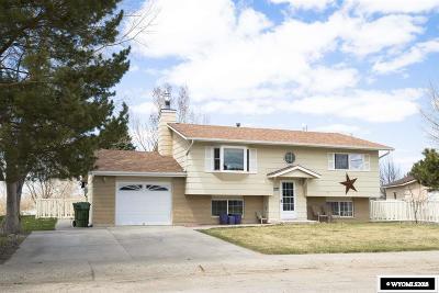 Douglas Single Family Home For Sale: 1140 Mesa